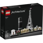 LEGO Architecture Paris 649 Peças - 21044
