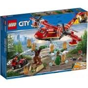 Lego City - Avião de Combate ao Incêndio