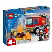 LEGO City Caminhão dos Bombeiros com Escada 60280 288 Peças