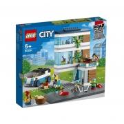 Lego City Casa De Família Moderna 388 Peças - 60291
