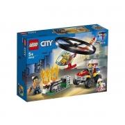 Lego City - Helicóptero de combate ao fogo - Lego - 60248