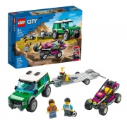 LEGO City - Transportador de Buggy de Corrida 56488