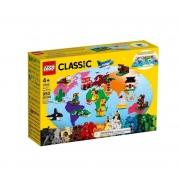 Lego Classic Ao Redor do Mundo - 11015