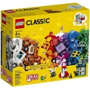 LEGO Classic - Janela da Criatividade - 11004