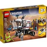 LEGO Creator 3 em 1 Carro Lunar Explorador 510pçs - 31107