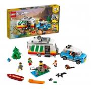 LEGO Creator - Férias em Família no Trailer - 766 Peças