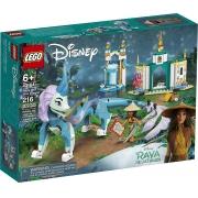 LEGO Disney Raya e o Dragão Sisu 216 Peças - 43184