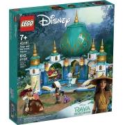 LEGO Disney Raya e o Palácio Coração 610 Peças - 43181