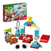 LEGO Duplo - Dia da corrida de relampago Mcqueen 10924