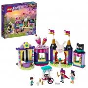 LEGO FRIENDS Barracas da Feira de Diversões Mágica 41687