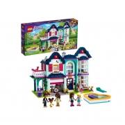 Lego Friends - Casa Da Família De Andrea 802 pçs - 41449