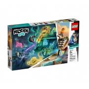 LEGO Hiden Side - Ataque ao Barracão - 70422