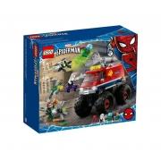 Lego Marvel Caminhão Gigante Homem-Aranha vs Mysterio 76174