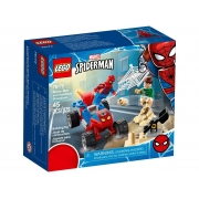 Lego Marvel Confronto Homem-Aranha e Homem-Areia - 76172