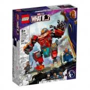 LEGO MARVEL Homem de Ferro Sakaariano 369 Peças 76194