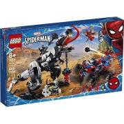 LEGO Marvel Spider-Man Emboscada a Venomosaurus - 76151