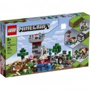 LEGO Minecraft - A Caixa de Minecraft  564 Peças - 21161