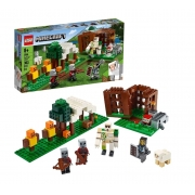 Lego Minecraft The Pillager Outpost - Lego21159