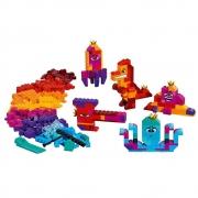 LEGO Movie Modelo Whatever Box da Rainha Flaseria 70825