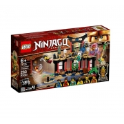Lego Ninjago Torneio De Elementos - 71735