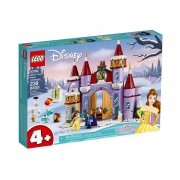 LEGO Princesas Disney - Celebração de Inverno no Castelo da Bela - 43180