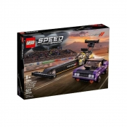 LEGO SPEED Mopar Dodge/SRT Top Dragster e 1970 Challenger