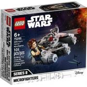 LEGO Star Wars Microfighter Millennium Falcon 101 Pçs 75295