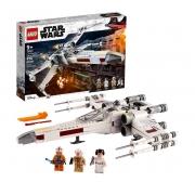 LEGO Star Wars O X-Wing Fighter de Luke Skywalker - 474 Peças
