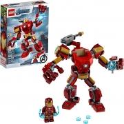 Lego Super Heroes 76140 Robô Homem De Ferro