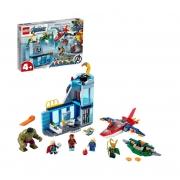 Lego Super Heroes Vingadores - A Ira de Loki 76152