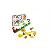 Lego Super Mario Set de Expansão-Power Slide da Planta 71365