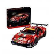 Lego Technic Ferrari 488 Gte Af Corse  42125