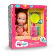 Little Mommy - Papinha - Loira - Mattel