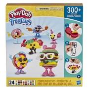 Massinha de Modelar Kit Mini Lanches Play Doh - Hasbro