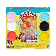 Massinha Play-Doh Animais - Hasbro 8535
