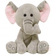 Meu Elefantinho Pelúcia 25cm - Buba 4772