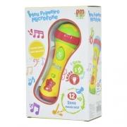 Meu Primeiro Microfone - Dm Toys