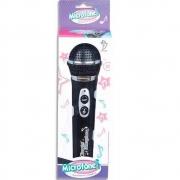 Microfone Musical Infantil 12 Melodias - MCR231