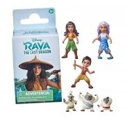 Mini Figura Surpresa - Disney - Raya e o Último Dragão - Hasbro F0157