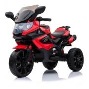 Mini veículo Moto Elétrica Infantil Vermelho - Baby Style