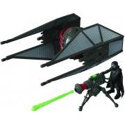 Mini Veículo Star Wars Mission Fleet Stellar Class e Figura Kylo Ren  Hasbro - F1134
