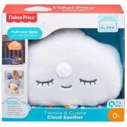 Móbile Nuvem Doces Sonhos Branco Fisher-Price - Mattel