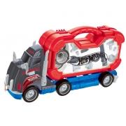 Monte Seu Caminhão Hot Wheels - Fun