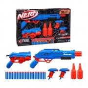 Nerf - Lançador Alpha Strike - Kit Missão Secreta - Hasbro