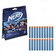 Nerf Refil Elite 2.0 Dardos C/ 20 - Hasbro