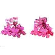 Patins Infantil In-line Com Kit Proteção 36 A 39 - BBR Toys
