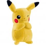 Pelúcia Básica Pokémon Pikachu 20 cm - Sunny