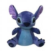 Pelúcia com Som 30Cm Disney Stitch - Multikids