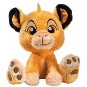 Pelúcia Disney Simba Big Feet Rei Leão 45cm Fun