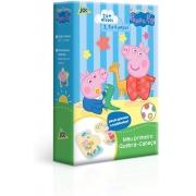 Peppa Pig - Meu Primeiro Quebra Cabeça Infantil Toyster